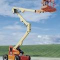 En alquiler: ALQUILER BRAZO ELECTRICO 15,5 MTS JLGE450