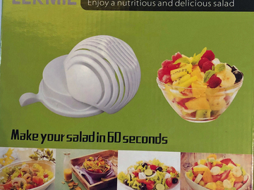 Buy Now: Lermie Salad Cutter Bowl -lot of 20