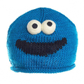 Liquidation/Wholesale Lot: Knitwits Toddlers' Cookie Monster   Knit Wool Beanie lot of 10