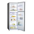 For Sale: 366L Fridge Freezer, Top Mount, Silver