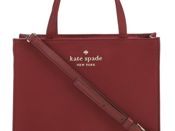 清算批发地: 4 NEW KATE SPADE HANDBAGS $1183