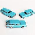 Buy Now: Plastic Diecast Aqua Blue 57′ Chevy Toy Car – 1:64 Scale