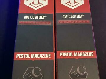 Selling: AW Custom 16 Round CO2 Magazine for AW 1911 (Black) (2)