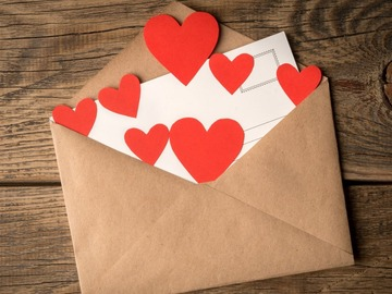 Selling: LOVE LETTER  to you from your distant silent partner