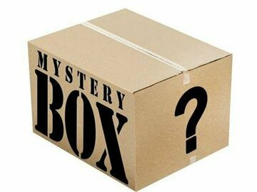 Liquidation/Wholesale Lot: Mystery Box With Over 50 Items Of ready To Sell Merchandise!