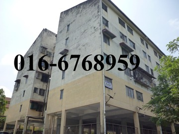 For sale: Taman Sinaran Flat
