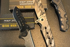 Buy Now: Lot of 3 Tac-Force Assisted Opening Tactical Knives