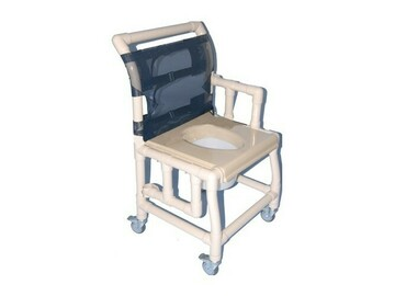 SALE: PVC Commode Chair with Drop-Arm | Delivery in Toronto