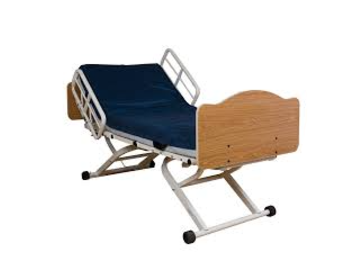 SALE: Joerns Easy Care Electric Low Height Bed | Delivery in Toronto