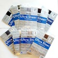 Buy Now: Ultra Sheer Assorted Color Pantyhose – One Size Fits (100lbs-160l