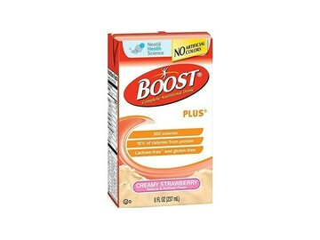 SALE: BOOST® 1.5 Plus Strawberry (27 x 237mL)