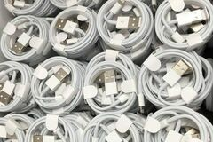 Liquidation/Wholesale Lot: Original Apple iPhone Lightning to USB Cables, MD818ZM/A
