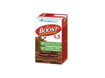 SALE: BOOST® 1.5 Plus Chocolate (27 x 237mL)