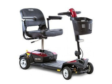 SALE: Go Go LX with CTS Suspension 4 Wheel Scooter | Delivery in GTA