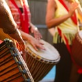 Online Payment - 1 on 1: Drumming With A Djembe