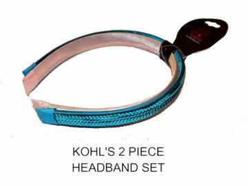 Buy Now: Kohl's Girls Sequin 2-Pk. Headbands – Only $1.00/Pack – #547293