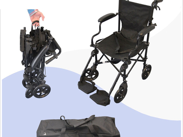 SALE: Collapsible Transport  Wheelchair | Scarborough