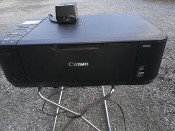 À donner: Imprimante Canon MG4250