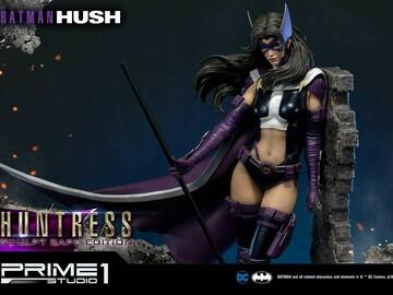 Stores: Prime 1 Studio Batman Hush-Huntress 1/3 Fabric Cape