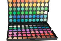 Buy Now: Fashion Colors Eye Shadow (120 Palettes Per Box)