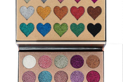 Buy Now: Beauty Glazed  Highly-Pigmented Glitter Eye Shadow  (6 Boxes)