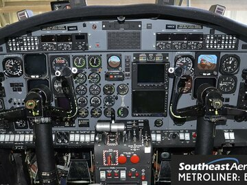Suppliers: SEA Metroliner Cockpit Avionics Modernization