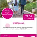 Offre: Visites ou appels de convivialités pour les personnes agées