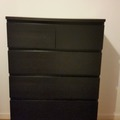 Vente: A vendre commode 5 tirroirs