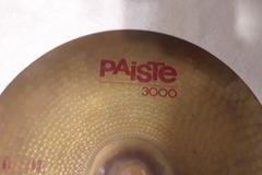 "Selling with online payment: Paiste 3000 RUDE 20"" RIDE/CRASH Cymbal"