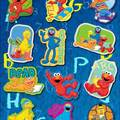 Liquidation/Wholesale Lot: Wholesale Elmo And Friends Assorted Stickers
