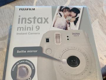 Ilmoitus: Instax mini 9
