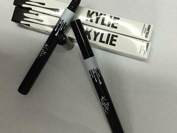Buy Now: KYLIE Waterproof Black Liquid Eye Liner (12 Count)