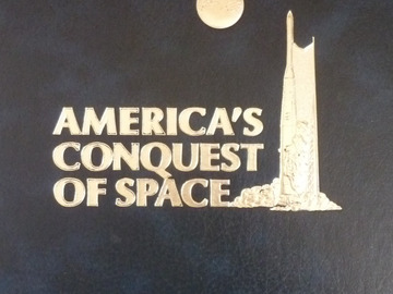 Selling: AMERICA'S CONQUEST OF SPACE