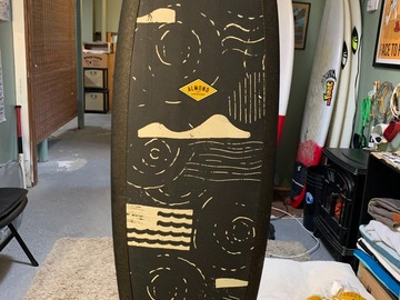 "For Rent: 5'4 Almond Surfboards ""Secret Menu"""