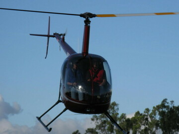 Lease: Robinson R22 - Beta II