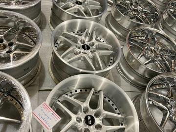 Selling: 18x10.0 +22/18x10.5 +26 Blitz BRW Type 03 wheels