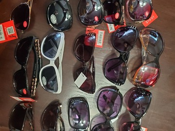 Liquidation/Wholesale Lot: Sunglasses