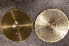 Selling with online payment: Paiste 900 Series Hi Hat Cymbals 14""