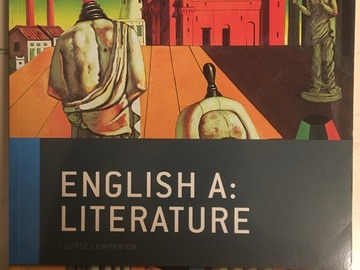 Selling with online payment: English A: Literature