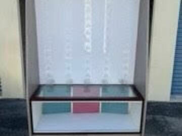 Selling with online payment: Frame Display Cabinets