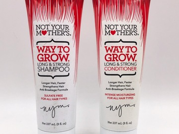 Compra Ahora: 27 Not Your Mother's Way to Grow Shampoo & Conditioner