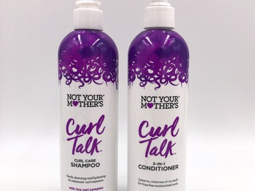 Compra Ahora: 25 Not Your Mother's Curl Talk Shampoo & Conditioner