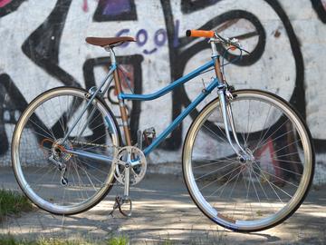 Verkaufen: kimura cycle works - ex.Patria/Meral - Einzelstück RH53cm