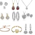 Liquidation/Wholesale Lot: $600.00 Swarovski Elements Jewelry Mystery Lot- 2days only!!