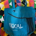 Selling with online payment: Buy Local Tote/Messenger Bag