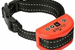Liquidation/Wholesale Lot: Our K9 Rechargeable Bark Shock Dog Adjustable Training Collar