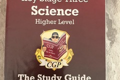 Selling with online payment: Key Stage Three Science Higher Level The Study Guide