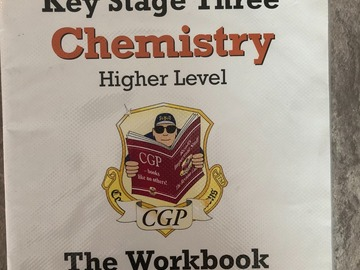 Selling with online payment: Key Stage Three Chemistry Higher Level The Workbook