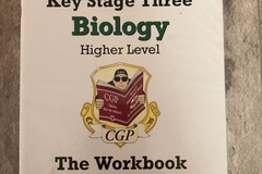 Selling with online payment: Key Stage Three Biology Higher Level The Workbook