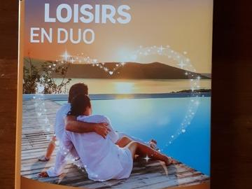"Vente: Coffret Wonderbox ""Loisirs en duo"" (49,90€)"
